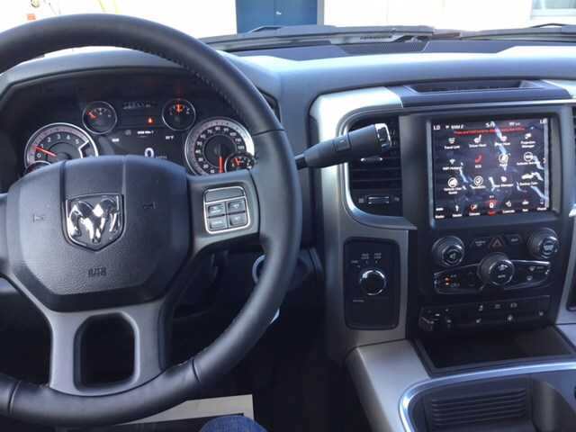 2018 Ram 2500 Mega Cab 4x4,  Pickup #19298 - photo 14