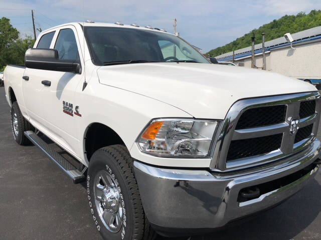 2018 Ram 2500 Crew Cab 4x4,  Pickup #19478 - photo 4