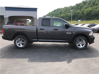 2018 Ram 1500 Quad Cab 4x4,  Pickup #19480 - photo 5