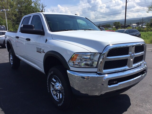 2018 Ram 2500 Crew Cab 4x4,  Pickup #19584 - photo 4