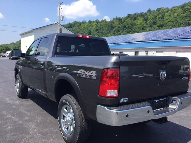 2018 Ram 2500 Crew Cab 4x4,  Pickup #19610 - photo 2