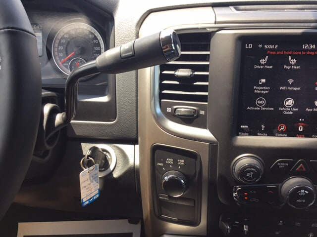 2018 Ram 2500 Crew Cab 4x4,  Pickup #19618 - photo 17