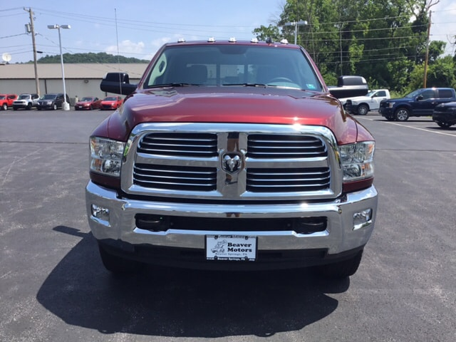 2018 Ram 2500 Crew Cab 4x4,  Pickup #19618 - photo 3
