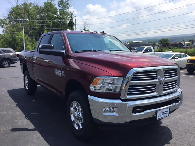 2018 Ram 2500 Crew Cab 4x4,  Pickup #19618 - photo 4