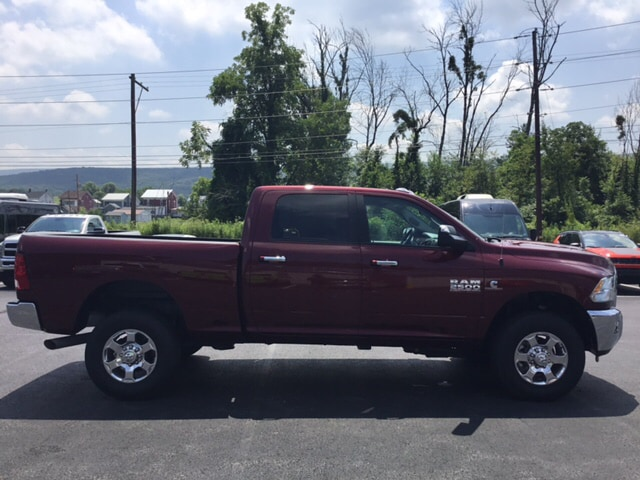 2018 Ram 2500 Crew Cab 4x4,  Pickup #19618 - photo 5