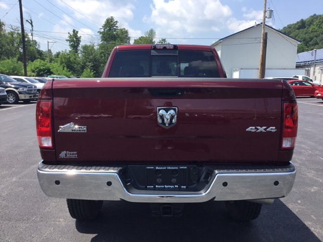 2018 Ram 2500 Crew Cab 4x4,  Pickup #19618 - photo 7
