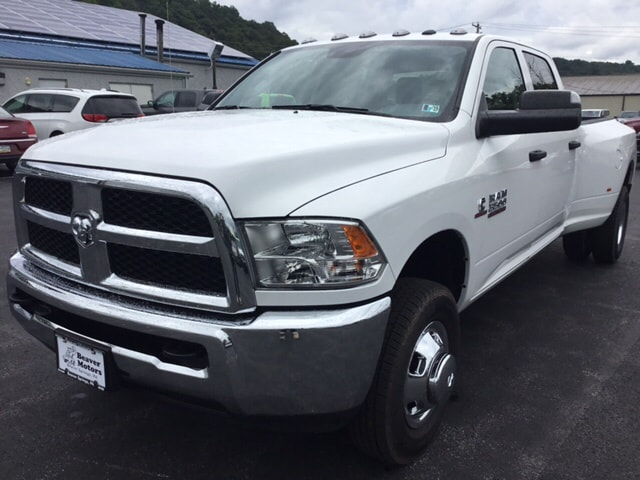 2018 Ram 3500 Crew Cab DRW 4x4,  Pickup #19631 - photo 1