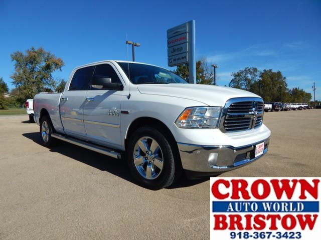 2015 Ram 1500 Crew Cab 4x4 Pickup #17279A - photo 1