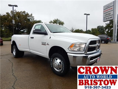 2018 Ram 3500 Regular Cab DRW 4x4 Pickup #18026 - photo 1