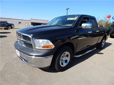 2012 Ram 1500 Quad Cab,  Pickup #18027C - photo 7