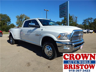 2018 Ram 3500 Crew Cab DRW 4x4 Pickup #18031 - photo 1