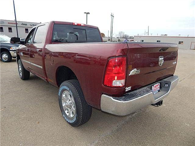 2018 Ram 2500 Crew Cab 4x4 Pickup #18055 - photo 4