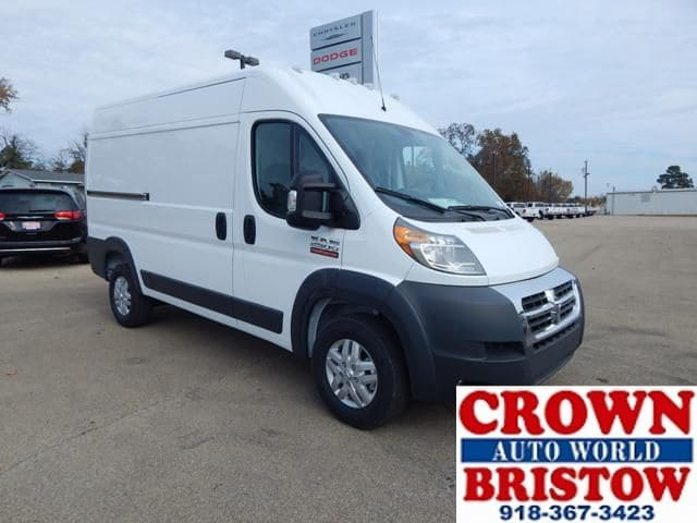 2018 ProMaster 2500 High Roof, Upfitted Van #18060 - photo 1