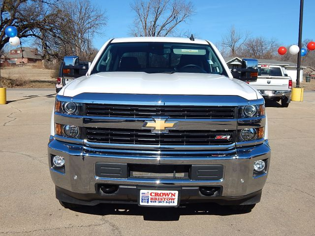 2015 Silverado 2500 Crew Cab 4x4, Pickup #18075A - photo 8
