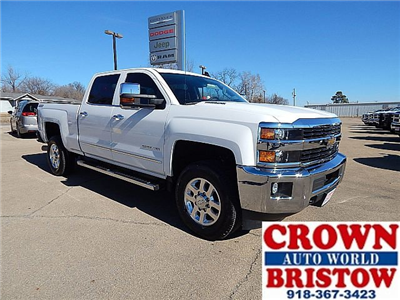 2015 Silverado 2500 Crew Cab 4x4, Pickup #18075A - photo 1