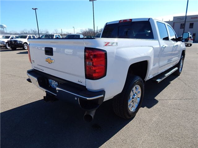 2015 Silverado 2500 Crew Cab 4x4, Pickup #18075A - photo 2