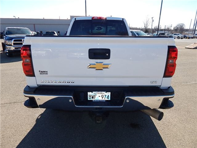 2015 Silverado 2500 Crew Cab 4x4, Pickup #18075A - photo 4