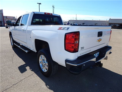 2015 Silverado 2500 Crew Cab 4x4, Pickup #18075A - photo 5