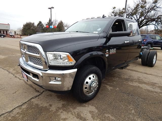 2015 Ram 3500 Crew Cab DRW 4x4, Cab Chassis #18080A - photo 7