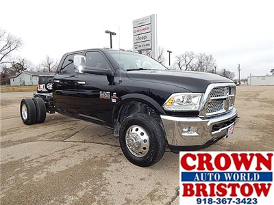 2015 Ram 3500 Crew Cab DRW 4x4, Cab Chassis #18080A - photo 1
