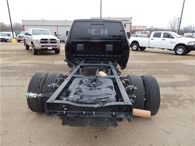 2015 Ram 3500 Crew Cab DRW 4x4, Cab Chassis #18080A - photo 4