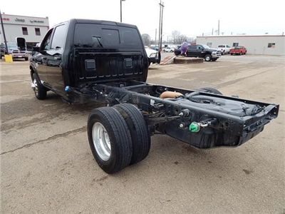 2015 Ram 3500 Crew Cab DRW 4x4, Cab Chassis #18080A - photo 5