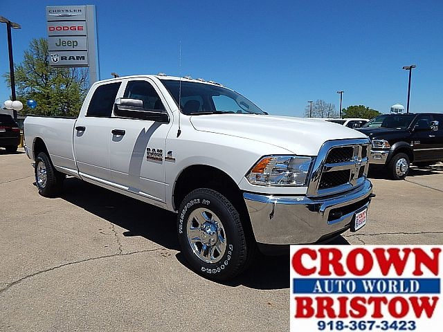 2018 Ram 2500 Crew Cab 4x4, Pickup #18222 - photo 1