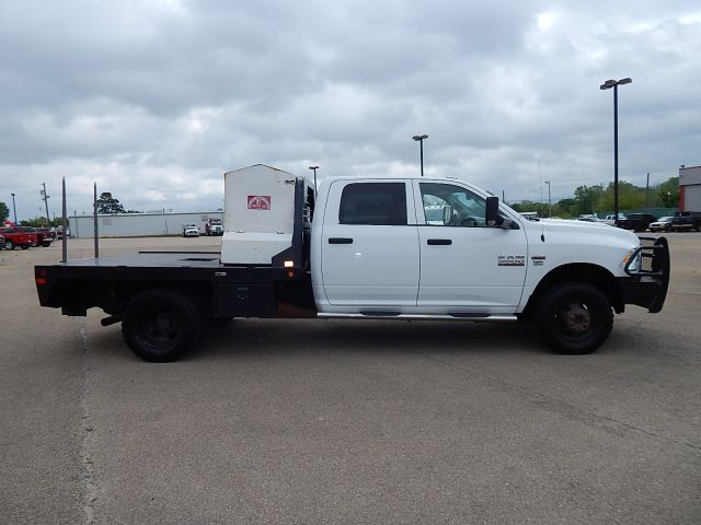 2015 Ram 3500 Crew Cab DRW 4x4, Platform Body #18230A - photo 3