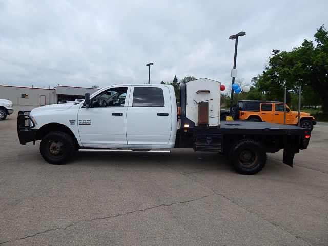 2015 Ram 3500 Crew Cab DRW 4x4, Platform Body #18230A - photo 6