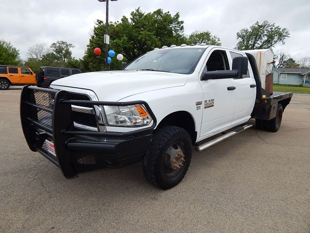 2015 Ram 3500 Crew Cab DRW 4x4, Platform Body #18230A - photo 7