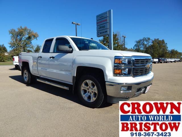 2014 Silverado 1500 Double Cab 4x4 Pickup #P7342 - photo 1
