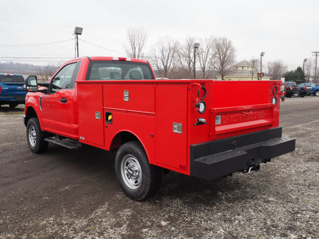 2017 F-250 Regular Cab 4x4, Dakota Service Body #HF349 - photo 2