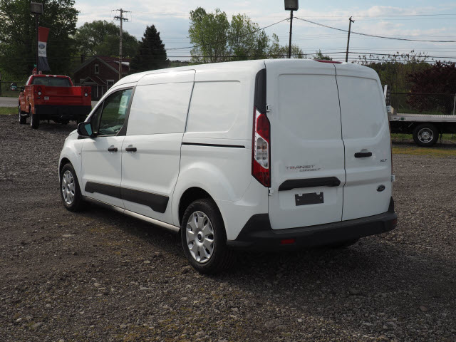 2017 Transit Connect 4x2 Empty Cargo Van HF597