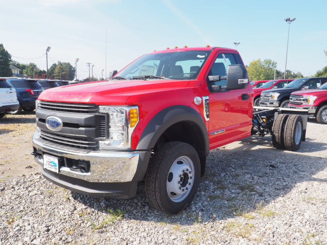 2017 F-450 Regular Cab DRW 4x4, Cab Chassis #HF680 - photo 4