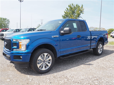 2018 F-150 Super Cab 4x4, Pickup #JF008 - photo 4