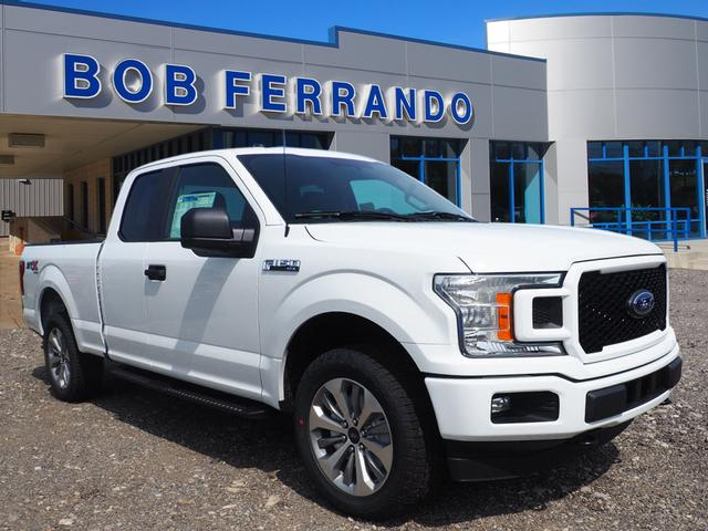 2018 F-150 Super Cab 4x4, Pickup #JF010 - photo 1