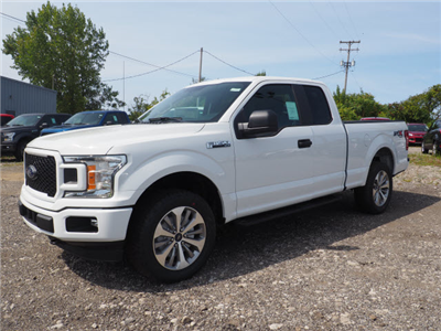 2018 F-150 Super Cab 4x4, Pickup #JF010 - photo 4