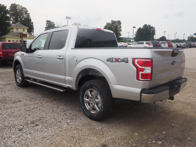 2018 F-150 SuperCrew Cab 4x4,  Pickup #JF015 - photo 2