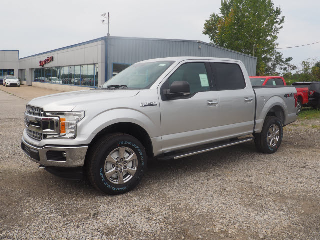2018 F-150 SuperCrew Cab 4x4,  Pickup #JF015 - photo 4