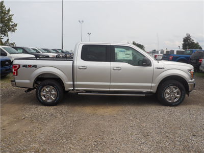 2018 F-150 SuperCrew Cab 4x4,  Pickup #JF015 - photo 3