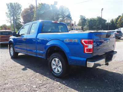 2018 F-150 Super Cab 4x4 Pickup #JF018 - photo 2