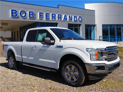 2018 F-150 Super Cab 4x4,  Pickup #JF031 - photo 1