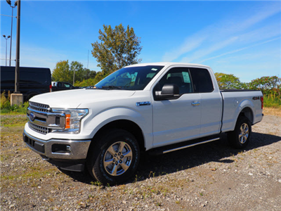 2018 F-150 Super Cab 4x4,  Pickup #JF031 - photo 4