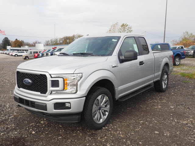 2018 F-150 Super Cab 4x4, Pickup #JF038 - photo 4