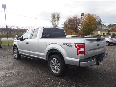 2018 F-150 Super Cab 4x4, Pickup #JF038 - photo 2