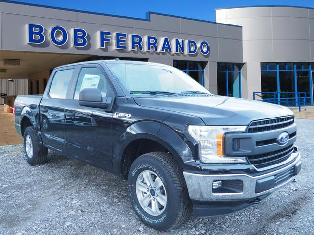 2018 F-150 SuperCrew Cab 4x4, Pickup #JF094 - photo 1