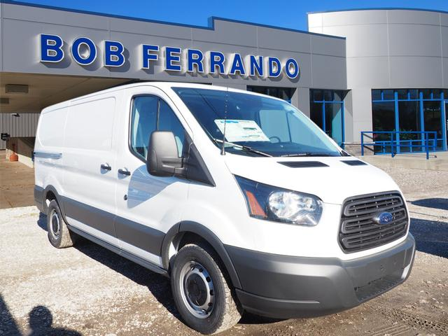 2018 Transit 150 Low Roof 4x2,  Empty Cargo Van #JF113 - photo 1