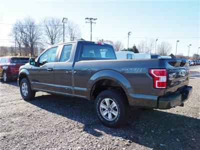 2018 F-150 Super Cab 4x4, Pickup #JF121 - photo 2