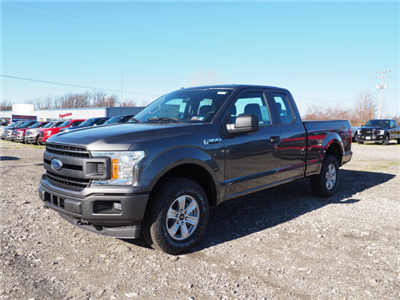 2018 F-150 Super Cab 4x4, Pickup #JF121 - photo 4