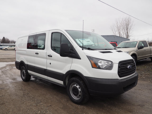 2018 Transit 250 Low Roof,  Upfitted Cargo Van #JF165 - photo 4